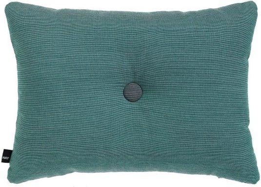 Hay kussen dot surface aqua lilianshouse
